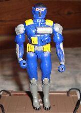 GI Joe Hasbro Blue Alley Viper 2 action figure good condition vintage