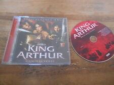 CD Ost Hans Zimmer-King Arthur (7 Song) Warner Bros/Hollywood jc