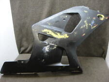 02 2002 SUZUKI GSXR600 GSX R 600 GSXR 600 FAIRING, SIDE COWL, RIGHT #CC10