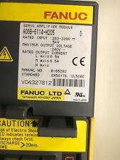 FANUC - (i) SERVO AMP (2 AXIS) A06B-6114-H205