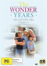 The Wonder Years Collection Two (Season 4-6) - Danica McKellar NEW R4 DVD