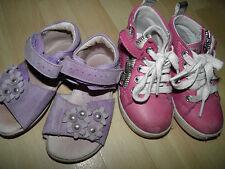 süße Baby-Ledersandalen,Boots NATURINO Gr.21-22