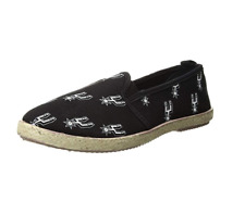FOCO Women's NBA San Antonio Spurs Espadrille Canvas Shoe