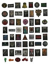 More details for metal bands, music, rock bands patches