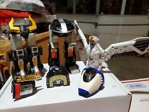 Bandai Power Rangers Zord Parts Lot