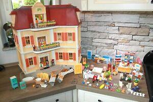 Playmobil Villa 5302 Puppenhaus Einrichtung Möbel Figuren und Zubehör