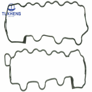 Left & Right Valve Cover Gasket Set For Mercedes-Benz W202 W210 W211 W220 W163