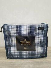 Pendleton Home Collection 100% Cotton QUEEN Sheet Set