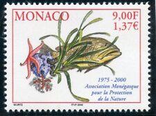 TIMBRE DE MONACO N° 2272 ** FAUNE / POISSON ALGUE ETOILE DE MER
