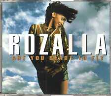 Rozalla - Are You Ready To Fly - CDM - 1992 - Eurohouse Miller