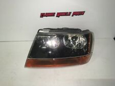 02 03 04 Jeep Grand Cherokee Left driver side Headlight #2