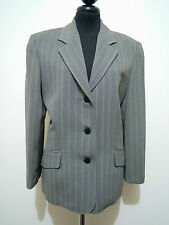 PIERRE CARDIN PARIS Giacca Donna Viscosa Tweed Rayon Woman Jacket Sz.M - 44