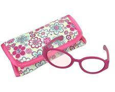 Doll Glasses & Case Deep Lavender Sophia's Made For American Girl 18 Inch Dolls