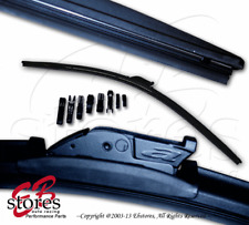 "Single pc 17"" 425mm P&H PTB I&L Arm Windshield Wiper Blade Passenger Side (1Pc)"