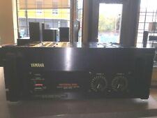 Yamaha Power Amplifier P2201 Professional Black
