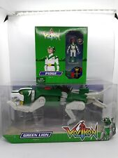 Green Lion & Pidge Matty Collector Voltron Classics Club Figure Mattel A42