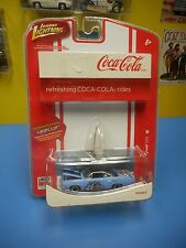 "JOHNNY LIGHTNING   COCA COLA LIMITED EDITION  1970 PLYMOUTH GTX   R5 ""NEW"""