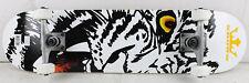 "BLEM KROWN Skateboard Bengal Tiger 7.5"" x 31.5"""
