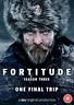 Fortitude: Season 3 (UK IMPORT) DVD NEW