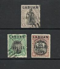 Used Single Victorian (1840-1901) North Bornean Stamps