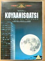 Koyaanisqatsi DVD 1982 Ron Fricke Cult Documentario Film Film Classico