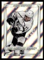 2020-21 Topps NHL Stickers Pillar Foil #226 Anze Kopitar