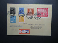 Germany 1948 Registered Cover to Baden-Baden (II) - Z11731