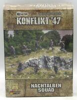 Konflikt '47 452210207 Nachtalben Squad (German) Night-Demon Infantry Mutants