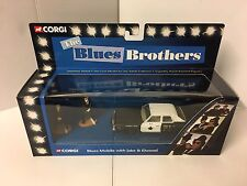 Corgi CC06001 THE BLUES BROTHERS MOBILE with JAKE & ELWOOD