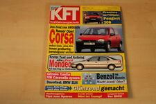 72489) BMW 318i E36 - VW Bus T4 Caravelle Diesel Kat - KFT 03/1993