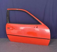 Porsche 944 Red Right Front Passenger Side Door Coupe
