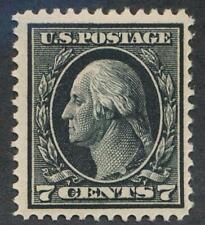 UNITED STATES 407 MINT NH, F-VF 7c WASHINGTON