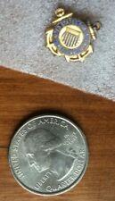 Sterling UNITED STATES COAST GUARD RESERVE Screwback Pin Blackinton