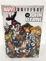 Marvel Universe by John Byrne Vol 1 Omnibus Marvel HC Hard Cover New Sealed $125