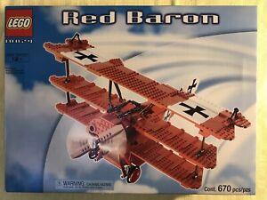Lego Red Baron 10024 Neu Und Unbespielt