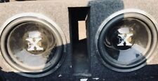 Power Bass 12� subwoofer And amplifier