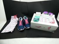 Saucony X Goodr KINVARA 10 Running Shoes Women's S6.5 S10467-22 +Sunglass NIB LE