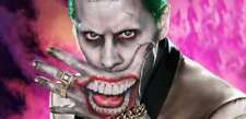 Suicide Squad Leto Joker (3) Temp Tattoo Hands/Forearm Halloween MegaCon Cosplay