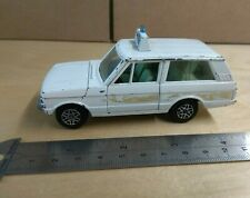 Dinky Toys 254 Range Rover Police Playworn Unboxed Diecast Model Car