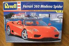 REVELL FERRARI 360 MODENA SPYDER 1/24 SCALE MODEL KIT