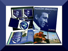 Waylon Jennings , The Journey , Destiny's Child ( Box 6 CD + Booklet )