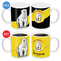 Bundaberg Rum - Coffee Mug - 375ml - Drink Cup Mug - Heat Change
