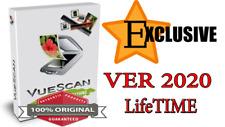 VueScan Pro 2020 / LifeTIME /🔑 Lifetime Activation 🔑