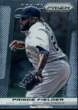 2013 Panini Prizm MLB Baseball Card Singles Rookie RC You Pick