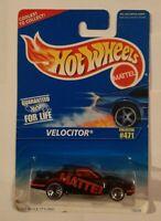 """1996 Hot Wheels #471 MATTEL /""""Velocitor/"""" Ford Thunderbird"""