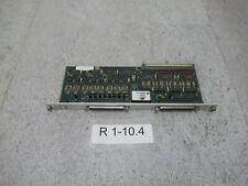 MTS Numérique I/O Module 0427800B Tableau Pwb D496230-01C Platine 496231-01D