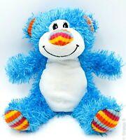 "Nanco 8"" Blue Bear Plush Toy Stuffed Animal"