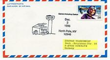 1996 Santa's Workshop Station North Pole TOYS Polar Antarctic Cover