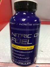 Nitric Oxide Fuel - Endurance & Stamina Booster, Increase Energy & Endurance Usa