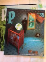 Perspektief No.35 & 43 Rare Quarterly Photography Magazine - 2 Issues